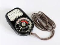 Weston Master 3 Lightmeter