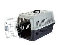 VGC Skipper Large Pet (Cat Rabbit Puppy Small Dog) Vet Travel Sky Kennel Carry Cage Crate