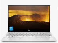 HP ENVY 13 13-aq0003na Laptop, Intel Core i7, 16GB, 1TB SSD, Full HD, Natural Silver