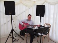 Singer/guitarist available for Pubs/Restaurants/Events etc. London/Home Counties