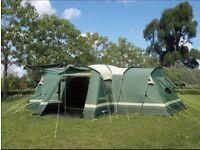 Kampa Tenby 8 man tent