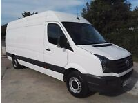 VW CRAFTER CR35 TDi 109 LWB,12-MOT,2-keys.HPi-clear.