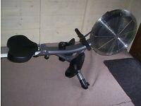 Body Sculpture BR2700 Foldable Fan Rower For Sale
