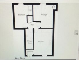 One bedroom furnished flat in great location - Auchterarder