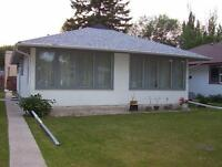 3bd/2bath/bsmt suit River Heights bungalow rent available Sept1