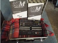 Korg i5M Sound Module and Controller Keyboard