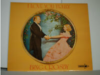 Bing Crosby I Love You Truly LP. Record in excellent condition, record sleeve in good condition.