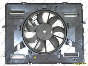 Cooling Fan Assembly 3.6L Volkswagen Touareg 2007