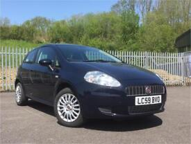 2009 (59) Fiat Grande Punto 1.4 Active Petrol 3dr 25k Miles 1 Previous Owner Full Service History