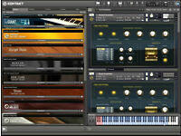 VARIOUS KONTAKT v5 INSTRUMENTS PC/MAC