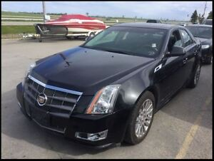 2011 Cadillac CTS Performance, AWD