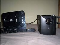Wharfedale Ipod/Iphone Dosk Micro Sound System For Sale