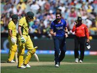 ENGLAND V AUSTRALIA CRICKET TICKETS £45 EACH EDGBASTON BIRMINGHAM 27TH JUNE EVENING GAME