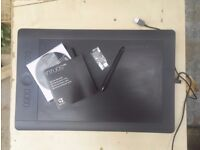 Wacom tablet Intuos Pro Large - Like new
