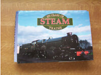Approx 45 books on steam trains - will sell seperately