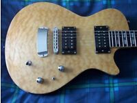 Hagstrom Ultra Swede Select in 'Nordic Blonde'