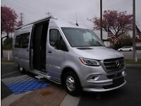 2021 Airstream Interstate,  with 27 Miles available now!