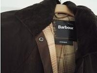 Barbour Stockman's Wax Coat