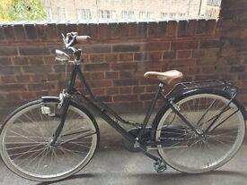 Ladies Vintage Italian bicycle