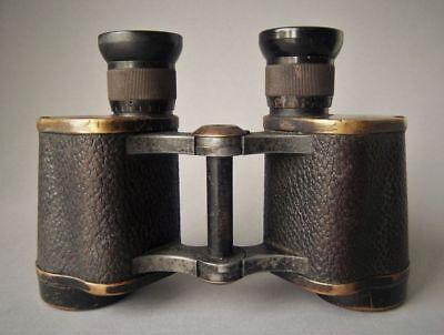 Zeiss Wehrmacht Dienstglas 6x30 Fernglas, Baujahr 1937, german ww2 binoculars