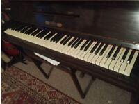 Osbert piano with stool
