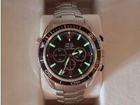 Omega Seamaster Planet Ocean Certified Chronometer 600m 2210.51.00