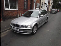 BMW 320D Estate sell/swap for van