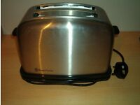 Russell Hobbs Chrome Toaster