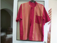 Three mens casual shirts - size XL (will sell seperately)