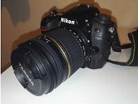 Nikon D7000 Excellent Condition 13k shutter