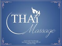 Authentic Thai Massage Studio in Belfast..... Open Now!