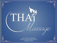 Authentic Thai Massage Studio in Belfast..... Open Now!