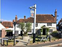 Chef de Partie at The Vine a 17th Century Pub & Grill in Goudhurst Kent