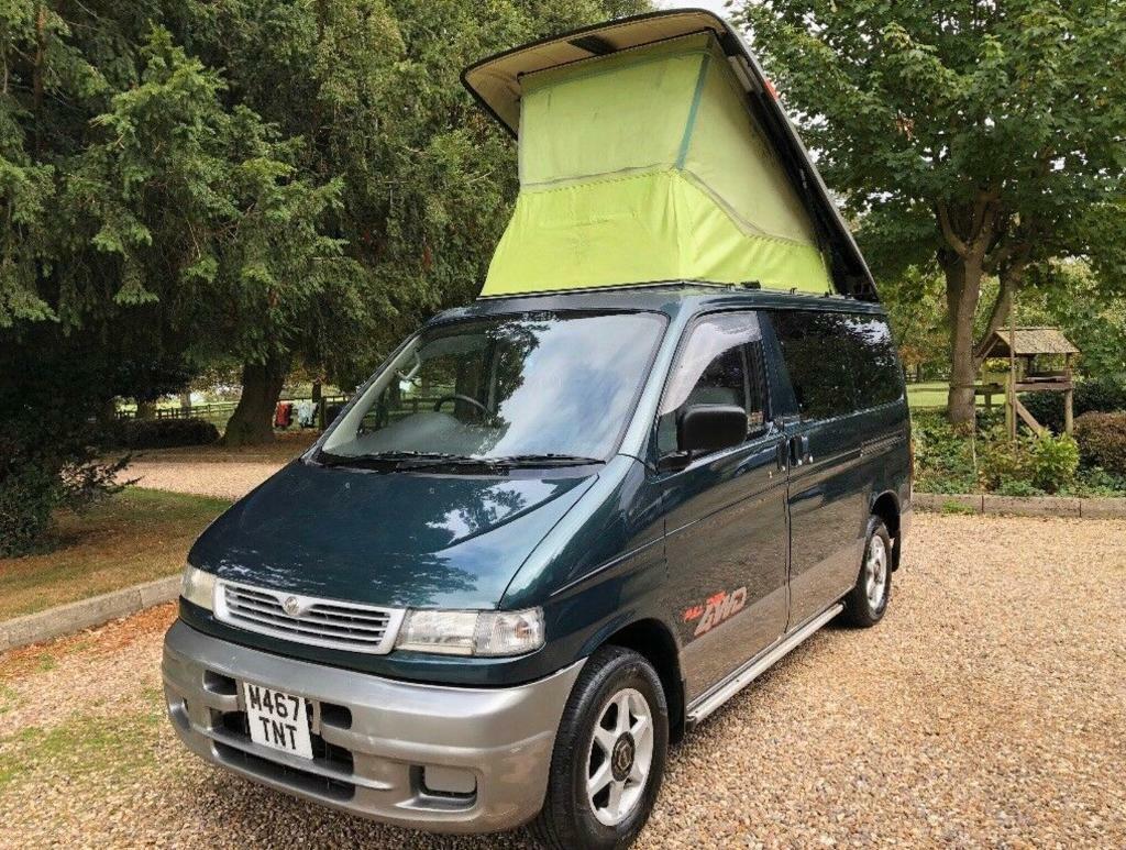 Mazda Bongo campervan | in Ruddington, Nottinghamshire | Gumtree