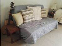 ***ALL OFFERS CONSIDERED*** Awesome Sofa Bed/Futon - MUST GO - Smoke and Pet Free Home
