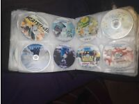 Massive collection of Wii games for sale