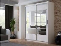 Brand New Torrentino Sliding Door German Wardrobe
