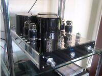 Valve Amplifier **Superb ** Upgraded Shunguang Treasure Tubes