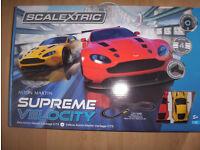 Scalextric Aston Martin Supreme Velocity