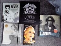 Collectors Job Lot of Boxed CD's with Loads of Extras in them.
