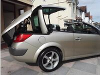 Renault Megane 1.9 120 dci,CC,New MOT, Dynamique,Convertible,Coupe, Cabriolet, 6 speed, Full history