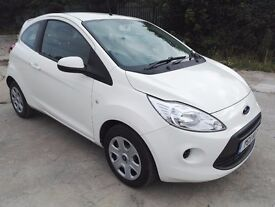 2011 Ford KA 1.2 Edge,3dr Petrol Manual (start/stop) (115 g/km, 69 bhp).HPi clear.