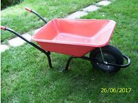 85 LITRE STEEL WHEELBARROW