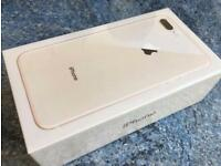 iPhone 8 plus brand new 256GB