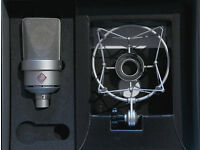 Neumann TLM 103 Microphone for Sale with Shockmount