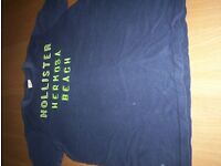 Men's Hollister Short-Sleeved T-Shirt For Sale