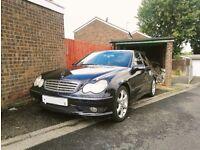 Mercedes c220 CDI sport edition saloon