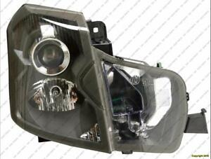 Head Lamp Passenger Side High Quality Cadillac CTS 2003-2007