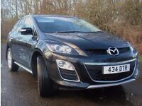 Superb low mileage example of rare Mazda CX7 4X4 for sale