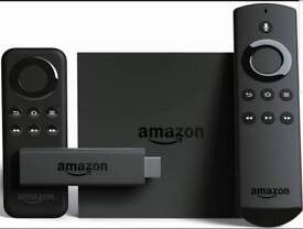 Fire tv box